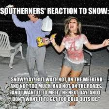 Southern Memes - southern snow meme by jammassaj memedroid