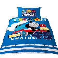 Thomas The Tank Duvet Cover Thomas The Tank Engine Cotton Blend Children U0027s Bedding Sets