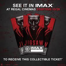 jigsaw imax giveaways imax
