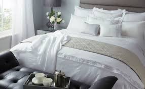 Luxury White Bed Linen - choosing the perfect superyacht bedding u0026 bed linens yachting pages
