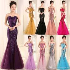 formal gowns 2016 sequin evening dresses cheap bridesmaid dresses formal