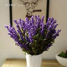 china artificial lavender flowers china artificial lavender