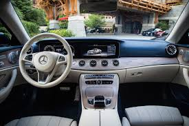 mercedes dashboard at night first drive 2018 mercedes benz e 400 4matic coupe canadian auto