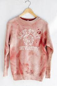 urban outfitters slammed for red stained kent state sweatshirt