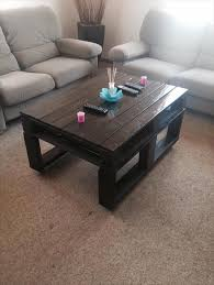 vintage wood pallet coffee table pallet furniture
