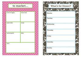 notepad template for word donovan designs weekly schedule notepad giveaway she u0027s crafty
