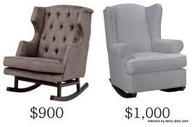 ikea hack diy wingback rocking chair ikea decora ikea hack strandmon rocker diy wingback rocking chair rockers