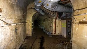 urbex maginot line large deep bunker in france youtube