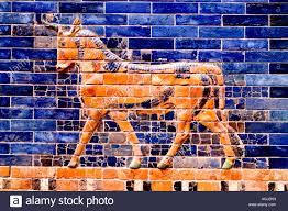 ishtar gate 580 bc neo babylonian empire babylon 6th century