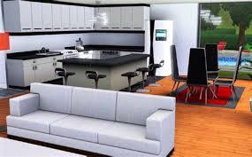 cuisine architecture architecture de cuisine moderne 6 sims 3 maison moderne carr233
