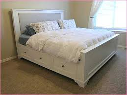 white bed with storage full underneath modern twin size bookcase