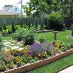simple backyard landscaping ideas simple with image of simple