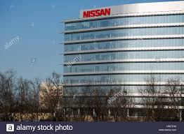 nissan commercial logo a logo sign outside of the headquarters of nissan usa in franklin