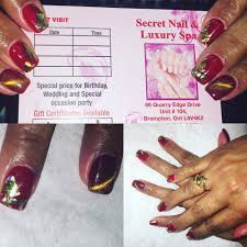 secret nail and luxury spa home facebook