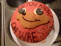 Meme Cake - i made a meme cake for my boyfriend s 21st album on imgur