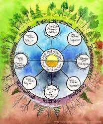 cycles of the sun and the moon in our lives the druid s garden