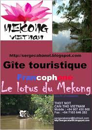 chambre d ho le lotus du mekong can tho gîte touristique chambre d hôtes