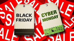 everything you need to about black friday and cyber monday