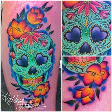 tattoos megan massacre