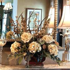floral arrangements for dining room tables artificial flower arrangements for dining room table dining room