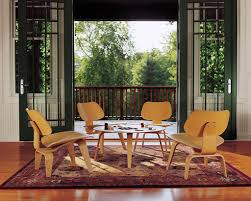 mlf eames molded plywood lounge chair
