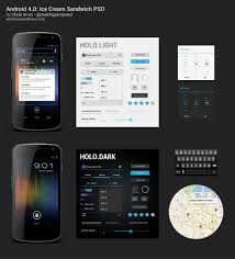 android gui designer 50 free mobile ui elements design kits