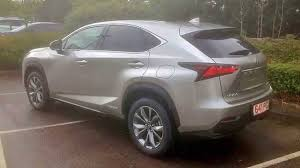 lexus uk nx 2015 lexus nx walkaround in a parking lot in uk youtube