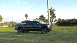Ford Raptor Truck Accessories - 2017 ford raptor offroad fuel wheels with nitto tires linex
