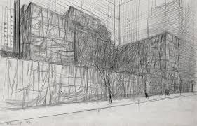 christo and jeanne claude projects projects for the museum of