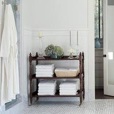 etagere bathroom bathroom etagere storage solution in style and