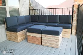 creative of cushions for outdoor sectional diy modular outdoor