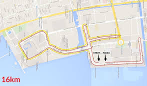 Moa Map Fedrun 21 Feb 2016 Sm Mall Of Asia Running Diva Ph