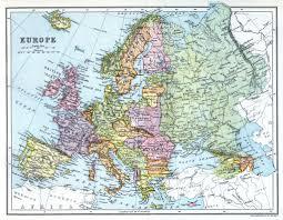 Europe Map Ww1 by Gresham Encyclopedia Europe After Ww1 A Map Of Europe Fr U2026 Flickr