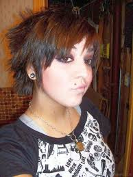 Emo Long Hairstyles For Guys by 52 Colored Short Emo Hairstyles For Girls