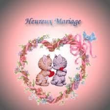 souhaiter joyeux mariage belles images de mariages
