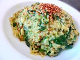 cuisiner epinard riz pilaf aux épinards recette de cuisine alcaline