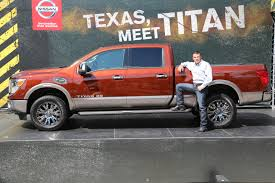 nissan truck titan 2016 titan xd leads major nissan presence at the state fair of
