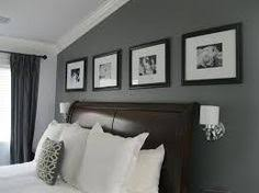 Black And Brown Home Decor Bedroom Wall Colors Grey Fascinating Modern Bedroom With Grey