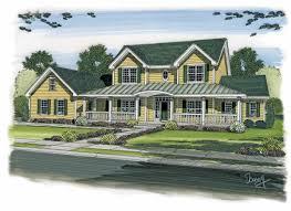 colonial home plan 4 bedrms 3 5 baths 3142 sq ft 100 1172