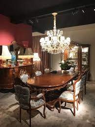 Luxury Dining Rooms With Inspiring Baroque Style - Luxury dining room furniture