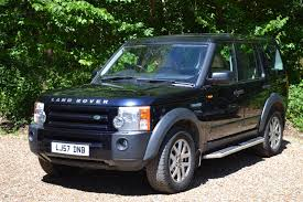 land rover 2007 used land rover discovery 5 doors estate for sale in chandlers