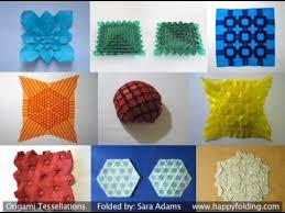 Origami Tessalation - origami tessellations