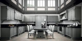 cuisine blanche grise design interieur cuisine blanche grise designs armoires grises