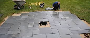 How To Install A Paver How To Install Pavers Installing A Patio Step By Step Guide