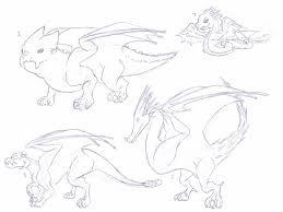 minecraft dragon sketches by wildwithin on deviantart