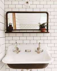 how to clean mirrors in bathroom inside an interior designer s stylish malibu home with rustic charm
