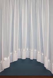 White Contemporary Curtains Modern Jardiniere Net Curtains Integralbook Com