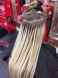 shrinkies hair extensions hair extensions surrey easilocks hair the garage
