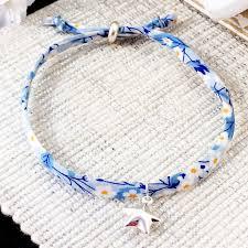 sterling silver star charm bracelet images Liberty of london ribbon bracelet sterling silver star charm jpg