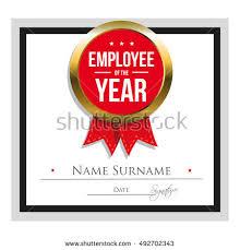 employee certificate banco de imagens imagens e vetores livres de